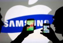 Apple Samsung Dava