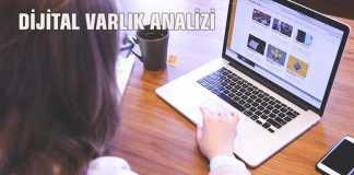 Dijital Varlık Analizi